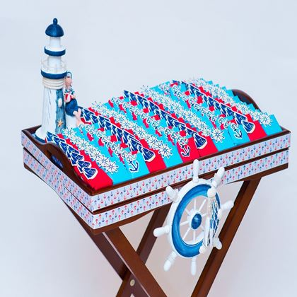 Picture of Sailor Chocolate Tray